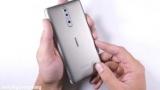 Флагман Nokia 8 справился с испытанием на прочность