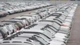 В России выпуск легковых автомобилей в марте увеличился на треть