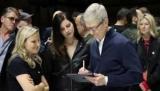 Apple представила новый iPad Pro и MacBook Air