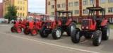 Колесные трактора серии МТЗ и спецтехники