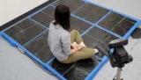 Ученые создали «умный» ковер, способный отслеживать движения человека без камер