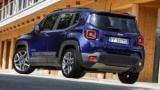 Jeep прекратила продажи в России кроссовера Renegade