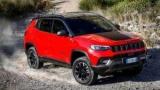 Jeep представила обновленный кроссовер Compass для Европы