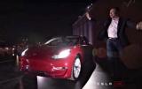 Tesla Model 3 стал самым продаваемым седаном в мире, обогнав BMW Series 3 и Mercedes E-Class