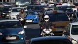 В столичной ГИБДД раскрыли статистику аварий с участием мотоциклистов