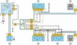 Стеклоподъемники ВАЗ-2114: схема подключения. Распиновка кнопок стеклоподъемника